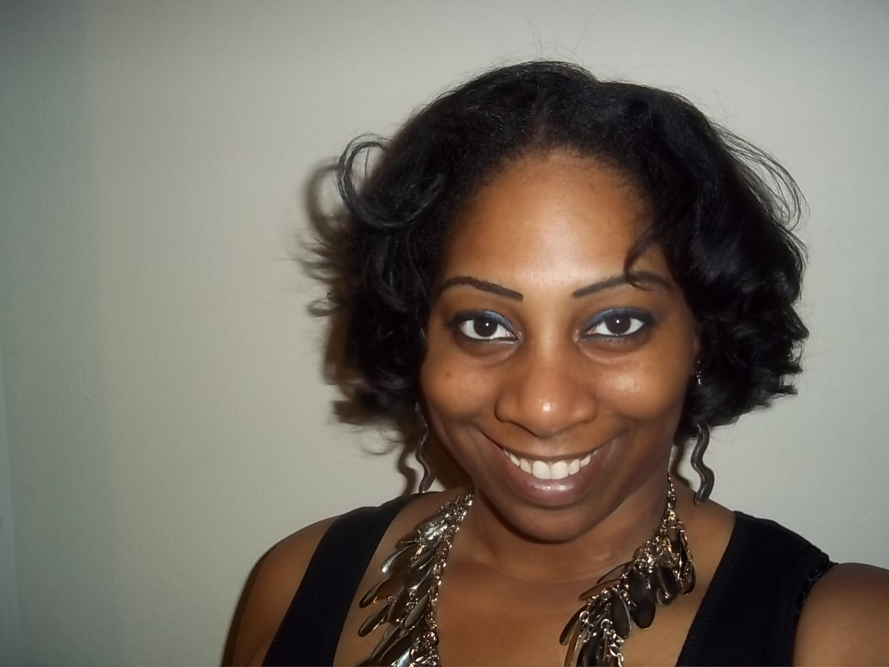 Dominican Hair Style: Dominican Blowout On Natural Hair