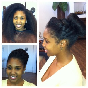 Brilliant 3 Quick And Easy Natural Hair Styles Natural Hair Rules Short Hairstyles For Black Women Fulllsitofus