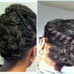 [Natural Hair Styles] Still Protective Styling