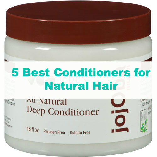 Deep Conditioning Treatment For Natural Black Hair