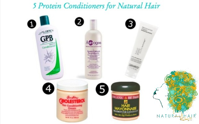 Natural Ways To Deep Condition Hair