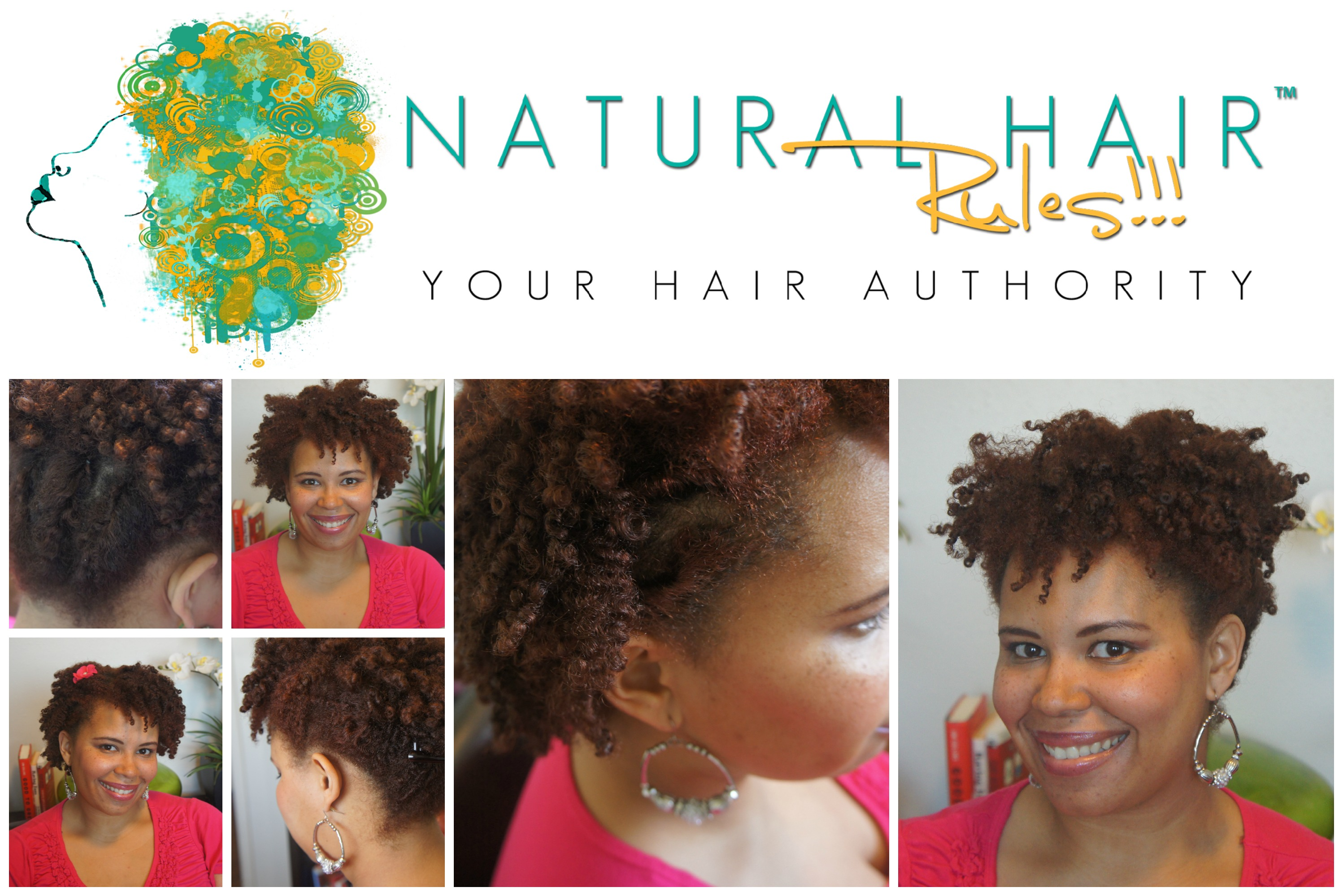 Twist Out Natural Hairstyle That Gives You 5 Styles In 1