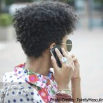 [Natural Hairstyle] Tapered Fro