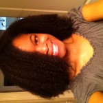 Stretch Natural Hair without Heat Using the Ole School Wrap