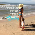 Finding The Perfect Swimsuit After Baby