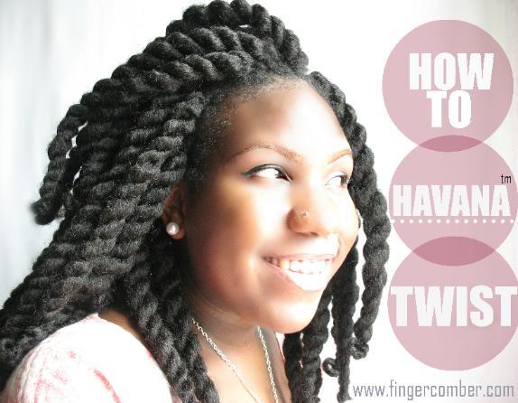 Havana Twist Hair