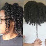 [Natural Hair Problems] My Hair Never Falls Pass My Shoulders