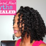 7 Natural Hair Myths Revealed
