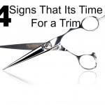 4 Signs Your Hair Needs A Trim