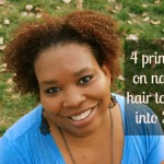 4 Natural Hair Principles to Bring Into 2014