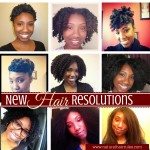 New Hair Resolutions and How to Keep Them