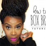 DIY Poetic Justice Box Braids