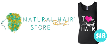 Natural Hair shirts