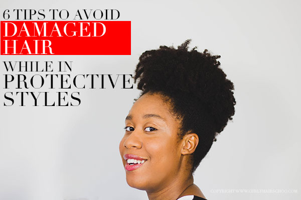 natural hair rules protective styling 6 tips to avoid damaged hair while in protective styles 3180 | 6 Tips to Avoid Damaged Hair While in Protective Styles