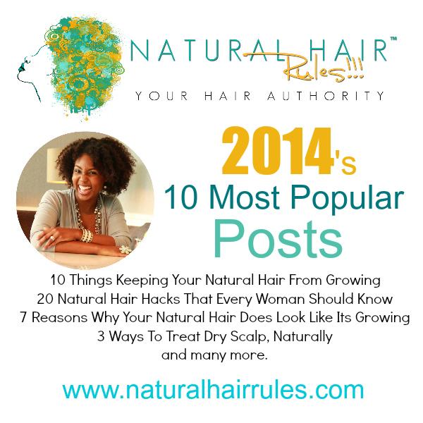 10 best healthy hair tips of 2014