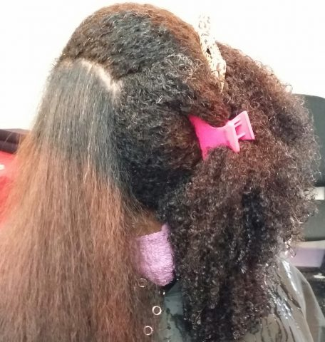 From a Natural Hair Stylist: Before Straightening Your