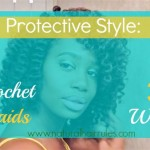 Protective Style: Crochet Braids 3 Ways!