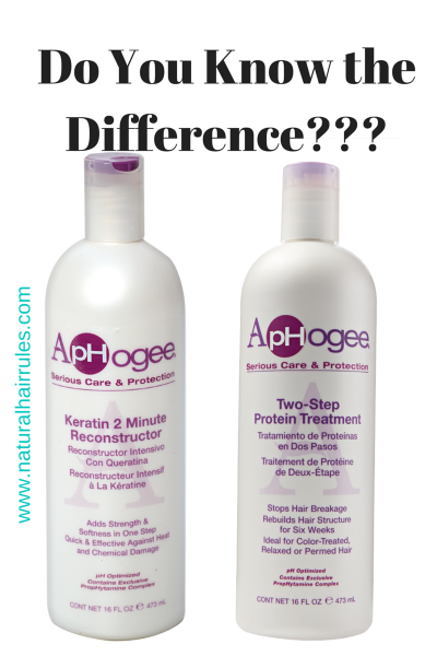 Aphogee Conditioners: Don\u002639;t Get These Two Confused