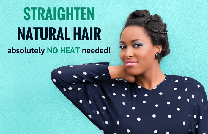 Products Needed To Straighten Natural Hair
