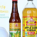 6 DIY Hair Rinses (Some of Them Use Ingredients You Wouldn't Believe!)